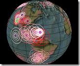 關心世界,全球地震即時通