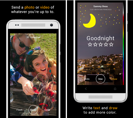 力拼 Snapchat 搶攻行動社交,FB 新作 Slingshot 主打「先回再看」鼓勵分享