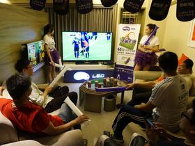 世足賽怎麼看才過癮?用 BenQ 大尺寸 LED 液晶電視,實測世界盃精采大畫面