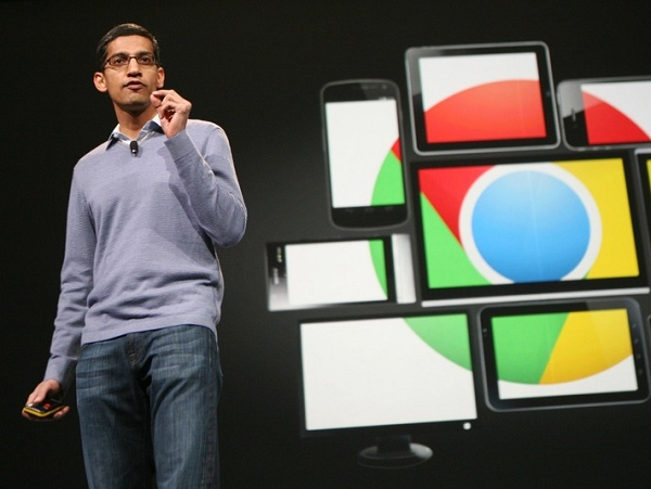 Sundar Pichai:我們需要確保 Android 是更好的選擇