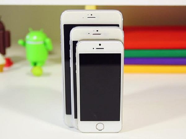大部分的人都想要一隻大 iPhone,即使是多付點錢也沒關係