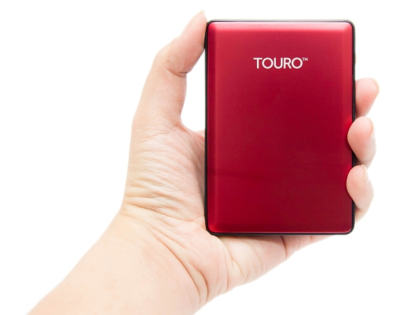 HGST Touro S 外接硬碟 1TB - 輕薄高效能!