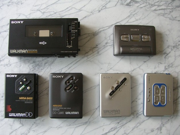 隨身音樂的創造者!Sony Walkman 隨身聽 35 年的歷史軌跡