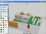 LEGO Digital Designer:線上樂高挑戰創意