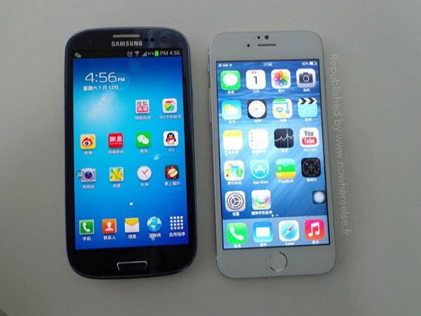 山寨先行!iPhone 6還沒發佈,山寨機已先上市
