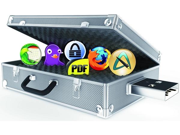 PortableApps.com 搭配 Dropbox 一起使用,不論用哪台電腦,隨時開啟自己慣用的綠色軟體