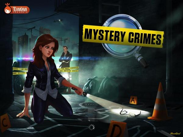 隱藏物品:疑案 -CRIME SCENE