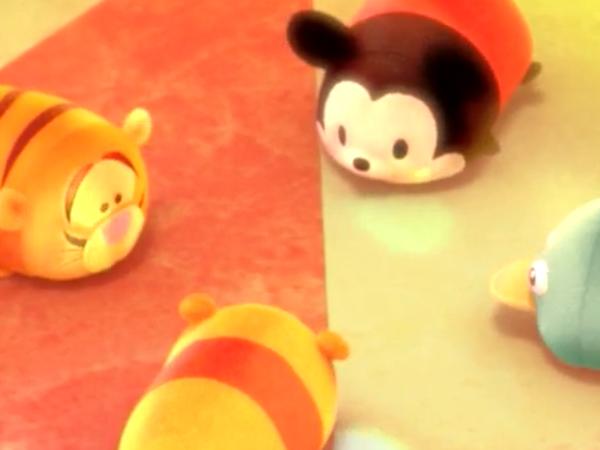 Line迪士尼消消看:結合迪士尼再度席捲小遊戲市場!
