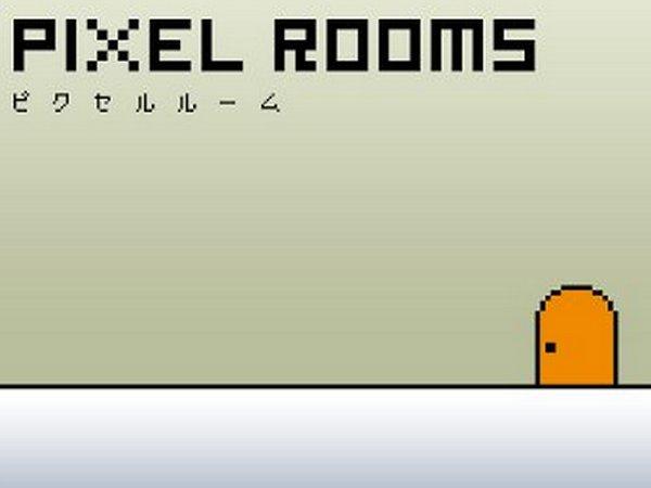 Pixel Rooms – room escape game:8-Bit風格密室逃脫遊戲,考驗像素世界的邏輯推理