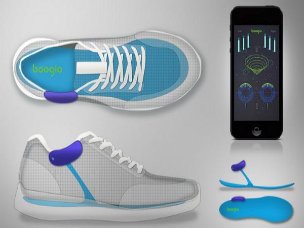 智慧型手環還不夠,可穿戴設備又要進軍智慧型鞋墊?