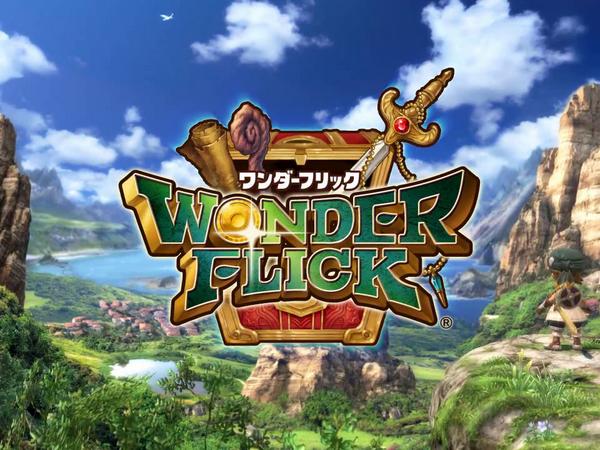 Wonder Flickワンダーフリック:日本手遊大作正式登台!可愛英雄陪你征戰四海!