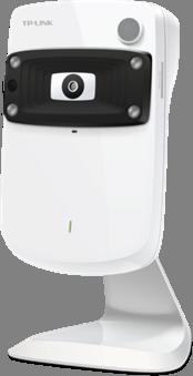 搶戰監控財,TP-LINK推出日/夜 雲端攝影機 最新雲端攝影機可透過TP-LINK Skylight APP輕鬆掌控,無線家庭監控更進化