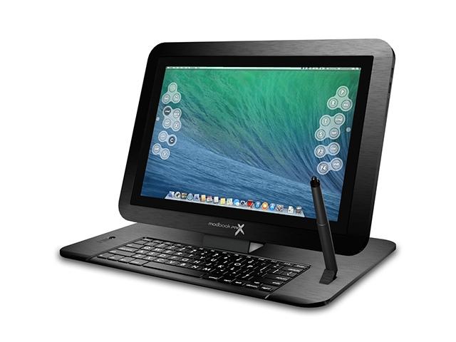 Modbook Pro X,15.4吋的......MAC平板! | T客邦