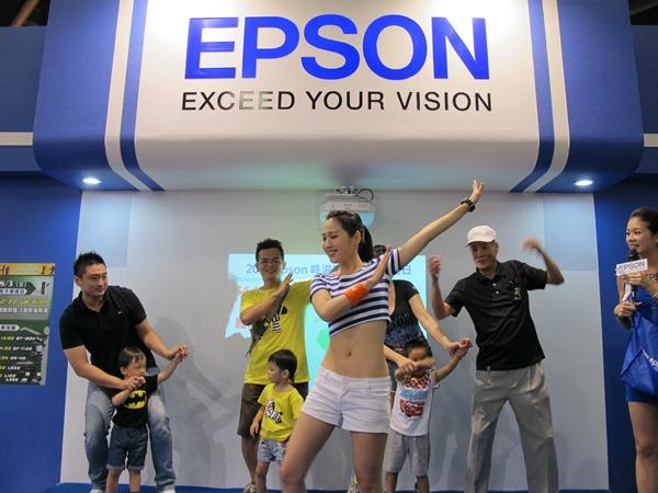 應用展倒數下殺,Epson祭最強優惠!親子體操、默契傳情倍溫馨