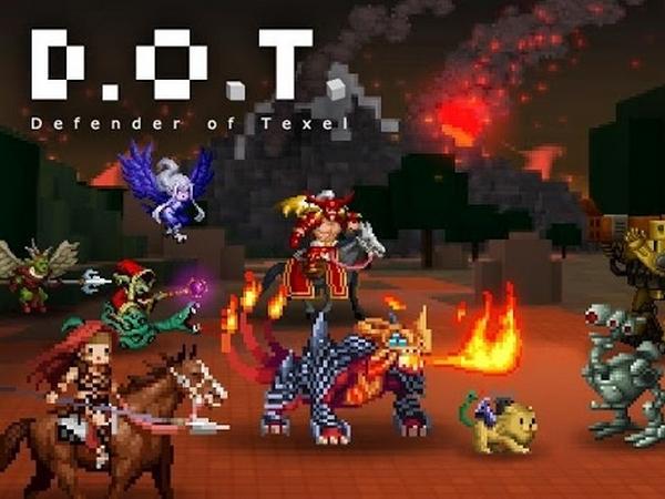 馬賽克大戰 ;8 Bits人物的逆襲,九宮格RPG玩法超創新!