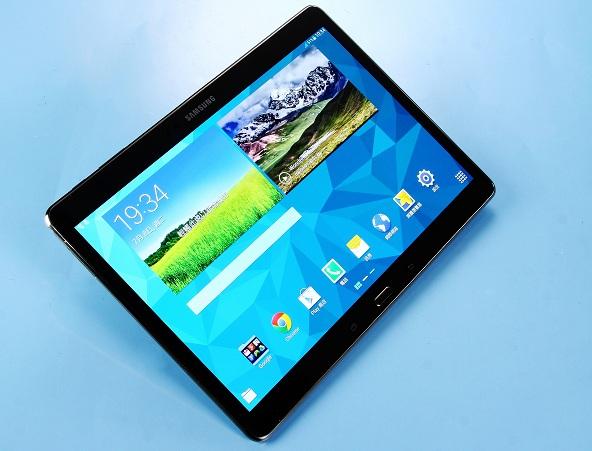 【達人玩平板】Samsung GALAXY Tab S:新旗艦啟航,開創平板新格局