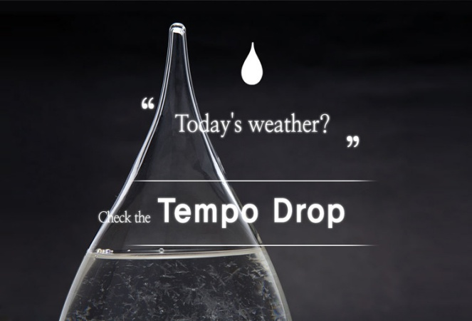 用「結晶」看天氣,像占卜師一樣的 19 世紀天氣預報瓶