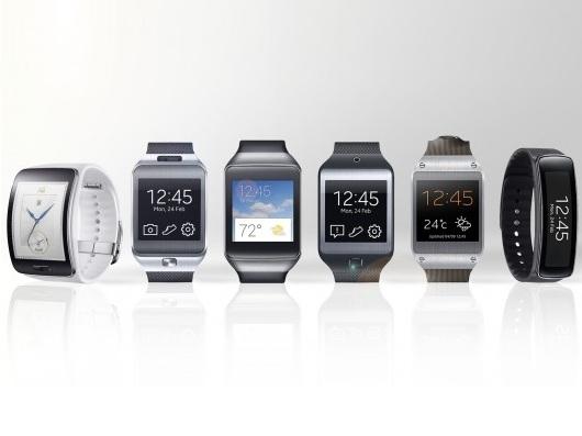 三星一年推 6 隻智慧手錶,比比看它們到底與 Gear S 有何不同