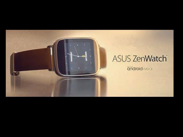 IFA 2014:Asus 首款智慧手錶 ZenWatch 定價 199 歐元