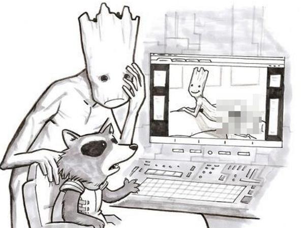 好萊塢洩密照僅冰山一角,專家揭發神秘的名人裸照交易網路