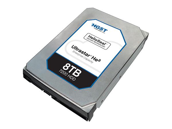6TB 硬碟尚未普遍 10TB 呼之欲出,SMR 磁記錄技術應用加深