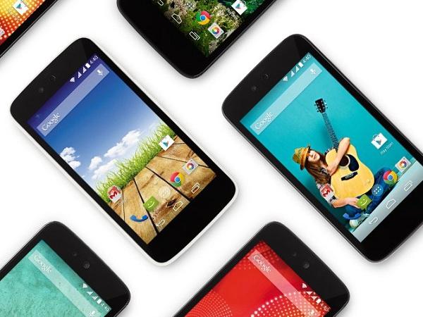 Google、聯發科 聯手打造 Android One,平價手機市場對決 小米、ASUS