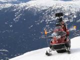 Google Street View不但能看街景還能看雪山