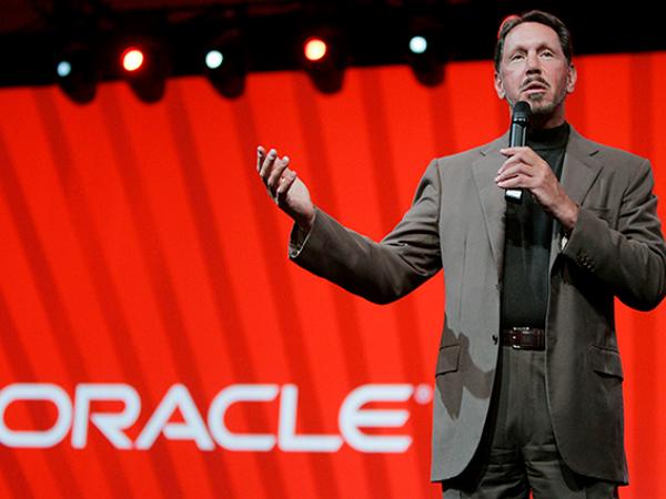 當了37年的CEO ,Oracle 聯合創辦人 Larry Ellison 終於卸任