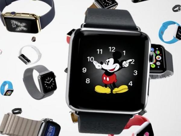 研調:Apple Watch 採OLED 面板、觸控總成本達 27 美元