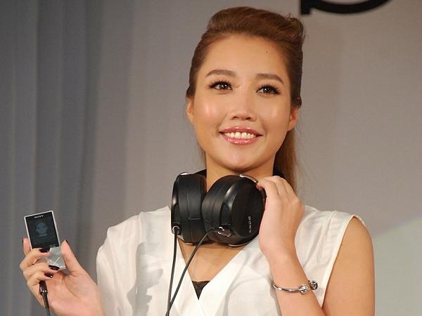 天生歌姬加持!Sony 2014 Hi-Res Audio系列新品隆重發表