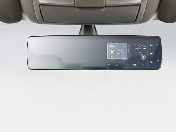 Pioneer 推出內建LTE通信模組的車用照後鏡,讓車內隨時有Wi-Fi
