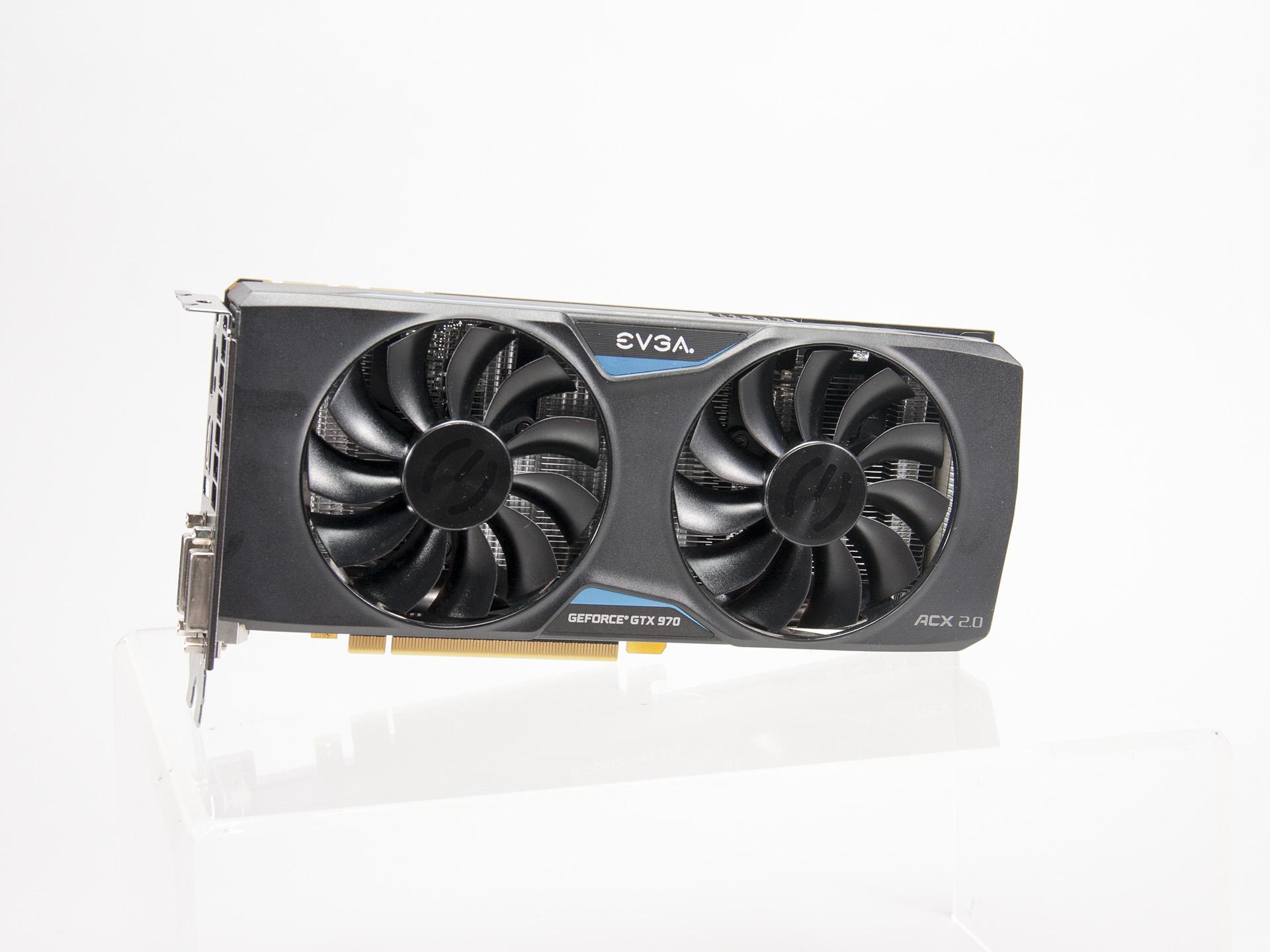 EVGA GeForce GTX 970 SSC ACX 2.0 搭載 HDT 散熱架構,三相馬達更穩定
