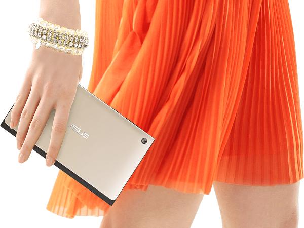 好時尚 7 吋 Asus MeMO Pad 7 ME572C 平板評測,輕薄加美型售價 6,990 元