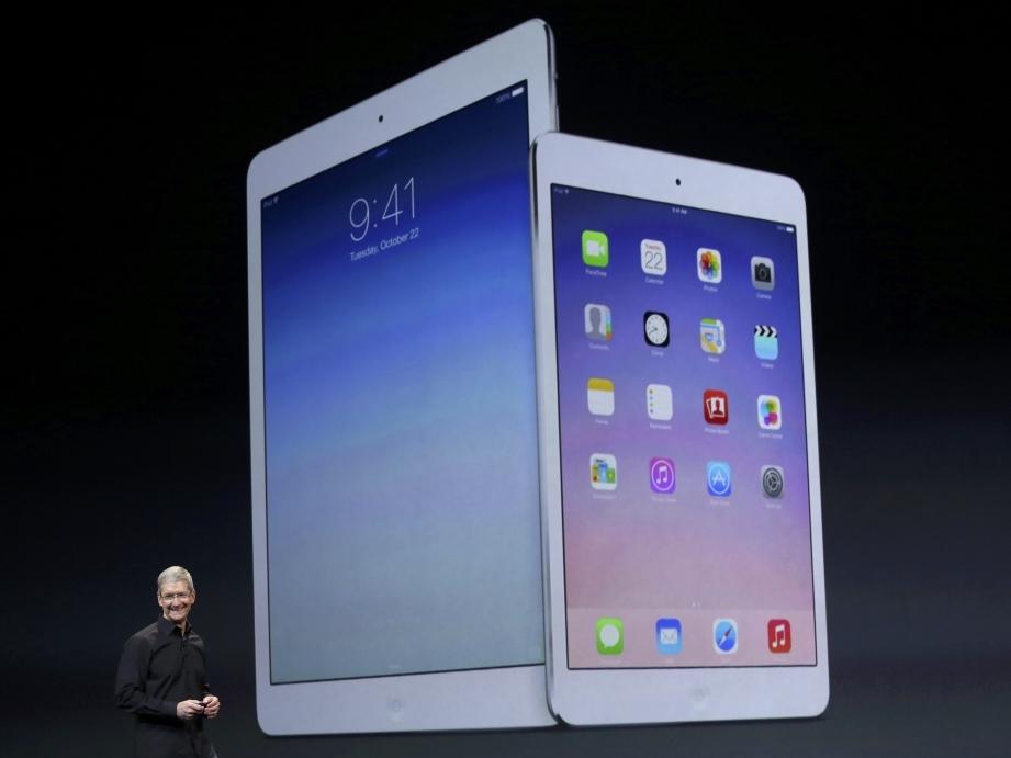 蘋果發表會在明天,iPad Air 2 的 Touch ID 和 A8X 晶片搶先看