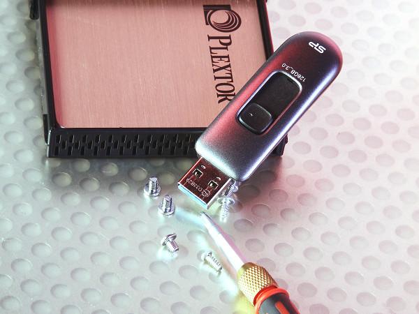 土砲自組 USB 3.0 隨身碟:6 款低價位 SSD 效能完全比較