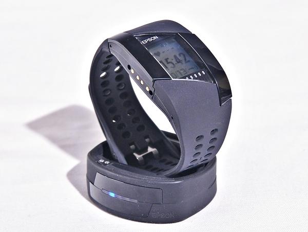 健康管理始於腕上!Epson PULSENSE PS-500/PS-100心率有氧教練評測