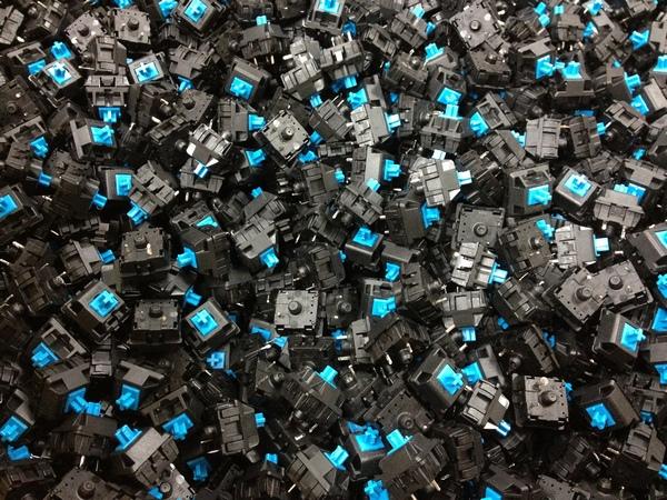 你可能不知道的鍵盤知識(二): 前進工廠,淺談鍵盤的誕生過程