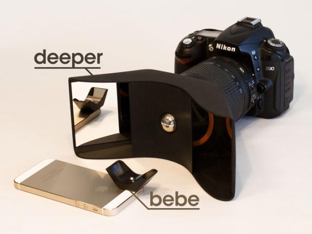 免換機,Kula鏡頭直接升級3D攝影