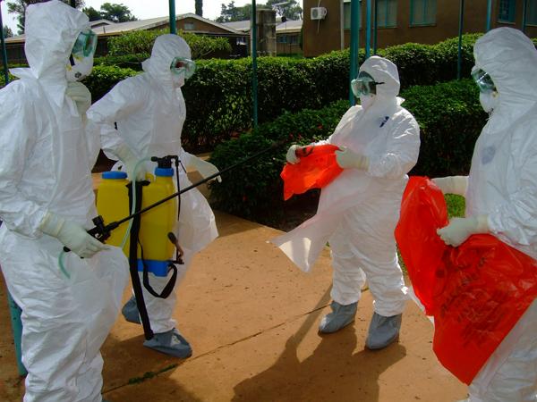 對抗伊波拉,Bill Gates、Mark Zuckerberg、Paul Allen齊出力