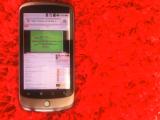Nexus One上可以玩Flash遊戲,而耗電...