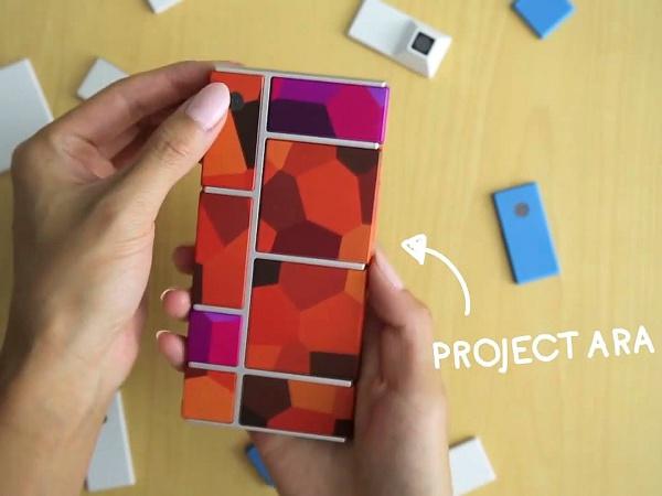 如何「拼」出自己的手機?Project Ara 模組化手機實做影片看分明