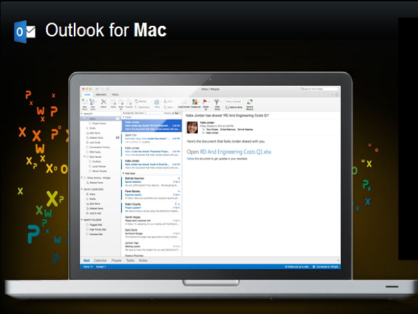 微軟推出Outlook for Mac更新,並發佈Mac版Office推出時間表