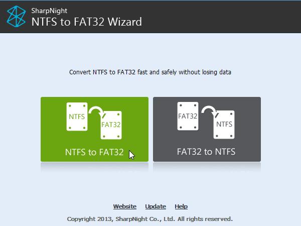 手機SD卡輕鬆轉換支援FAT32/NTFS檔案格式