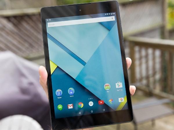三大國外媒體怎麼看Nexus 9 :電池續航力優異,不間斷操作可維持8小時