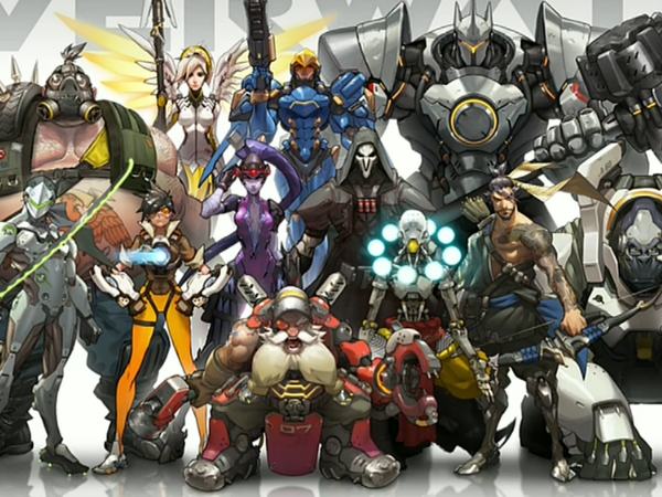 【BZCON14】淺談《鬥陣特攻》製作緣起,製作團隊帶你了解美術設計及遊戲概念