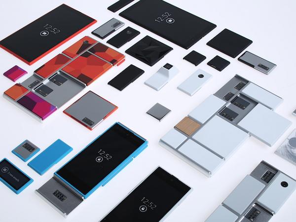 模組化手機不只一家,Project Ara 的對手Vsenn來了
