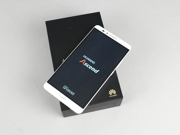 華為 Ascend Mate 7 動手玩:中階價格高階性能,六吋八核高續航力手機登場