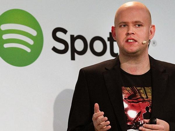 Spotify 執行長回應泰勒絲:我們付了20 億美金給音樂人,其中也包括妳