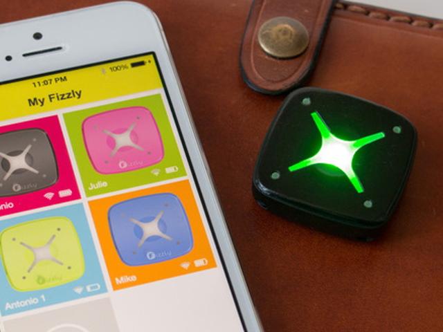 怎麼玩都好玩的創意智慧型感應器Fizzly