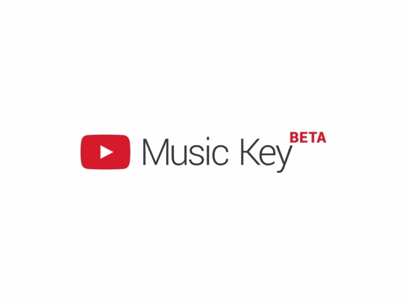 YouTube推去廣告的Music Key音樂串流,月租只要 7.99 美金